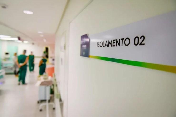 Com quatro mortes, sobe para 101 o número de casos confirmados de Covid-19 no AC — Foto: Junior Aguiar/Secom-AC