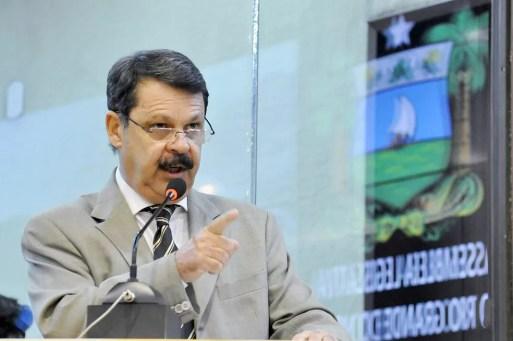 Deputado estadual Ricardo Motta (Foto: João Gilberto/ALRN )