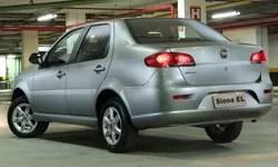 Fiat Siena EL (Foto: Divulgação)