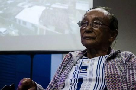 Parteira Maria dos Prazeres foi eleita patrimônio vivo de Pernambuco (Foto: Jan Ribeiro/Secult-PE/Divulgação)