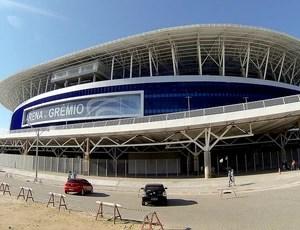 estádio Arena Grêmio  (Foto: Wesley Santos / PressDigital)