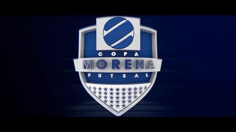 Copa Morena de Futsal MS — Foto: TV Morena