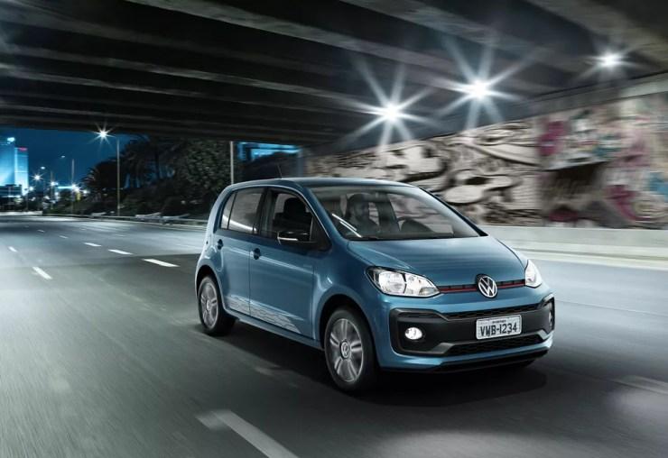 Volkswagen Up! Connect (Foto: Divulgação)