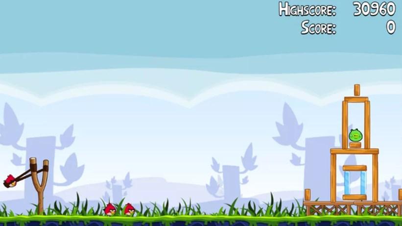 Angry Birds Classic lembra aos jogadores o motivo da franquia ter se tornado tão popular — Foto: Reprodução/ZC-Infinity Reviews