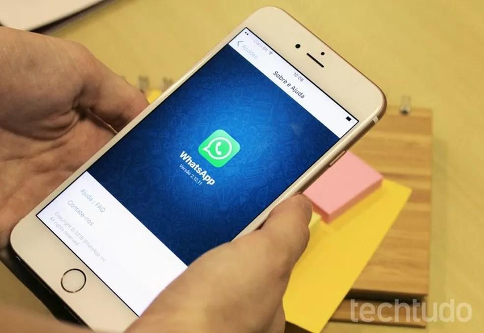 Veja como usar o WhatsApp em um celular sem chip (Foto: Anna Kellen Bull/TechTudo)