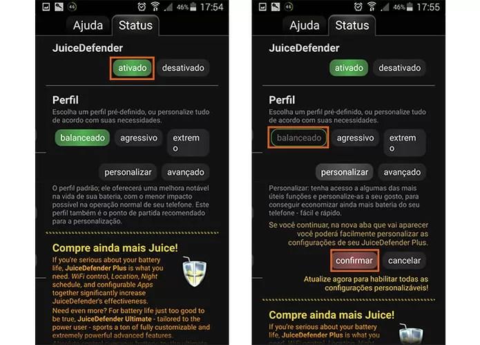 app-01 Aplicativo gratuito deixa a bateria do celular quase 'infinita'; aprenda a usar