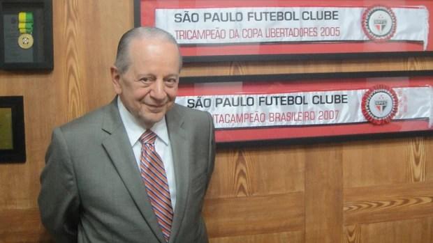 Kalil Rocha Abdalla Candidato presidente sao paulo (Foto: Alexandre Lozetti)