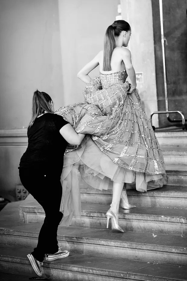 Profissões da moda (Foto: GettyImages)