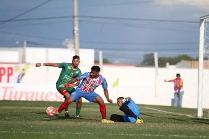 Afogados x Petrolina — Foto: Cláudio Gomes / Ascom Afogados FC
