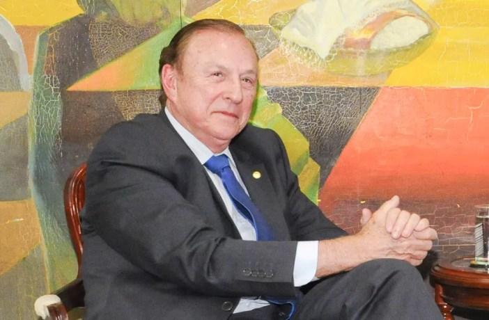José Maria Eymael (PSDC) (Foto: Waldemir Barreto/Agência Senado/Arquivo)
