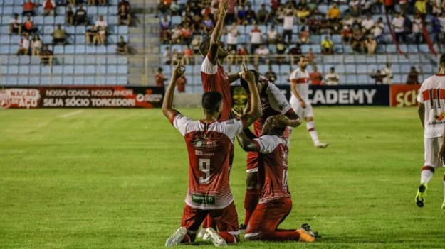 Imperatriz vence o CRB na 1ª rodada da Copa do Nordeste