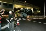 Chegada da seleção da Alemanha na Base Aérea de Fortaleza
