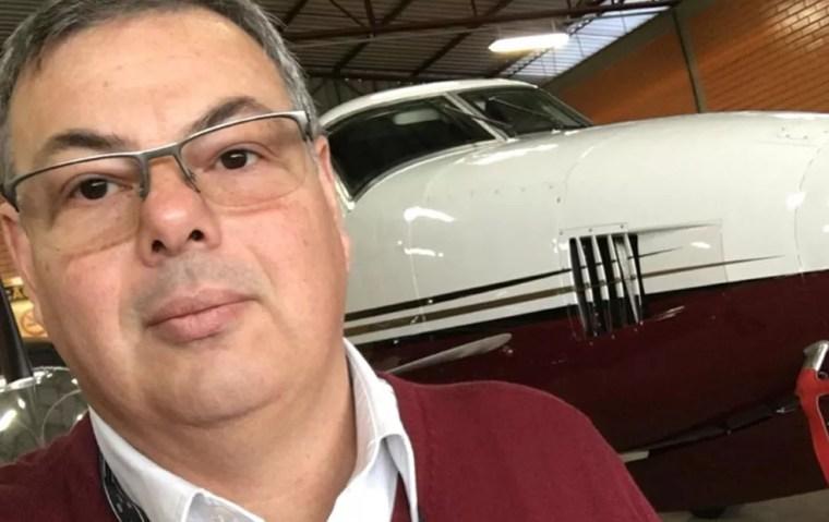 Antonio Traversi era piloto da empresa Videplast (Foto: Reprodução/Redes sociais)