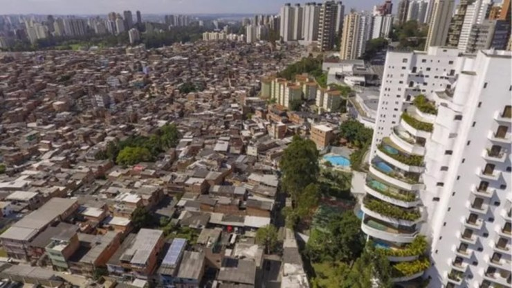 Desigualdade social prejudica desempenho do Brasil em ranking da ONU — Foto: Getty Images