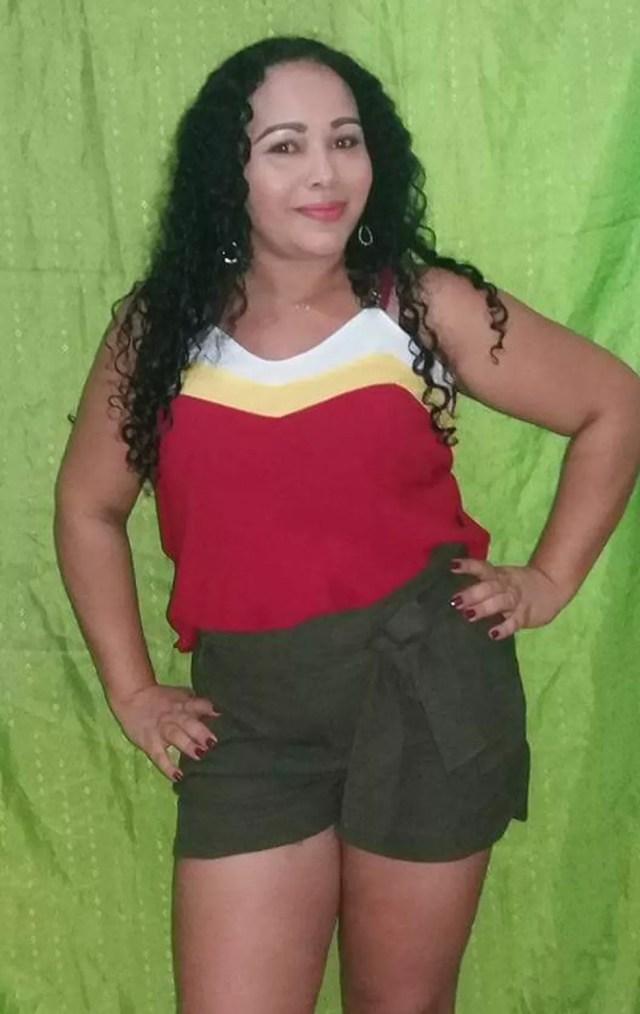 Valquíria Castro ainda vive com restrições, mas com muito mais esperança do que tinha antes — Foto: Arquivo pessoal