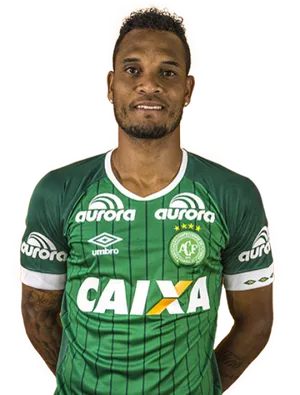 Thiego Chapecoense (Foto: Divulgação / Chapecoense )