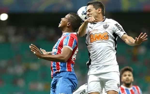 Guilherme Santos e Josue, Bahia X Atlético-mg (Foto: Getty Images)