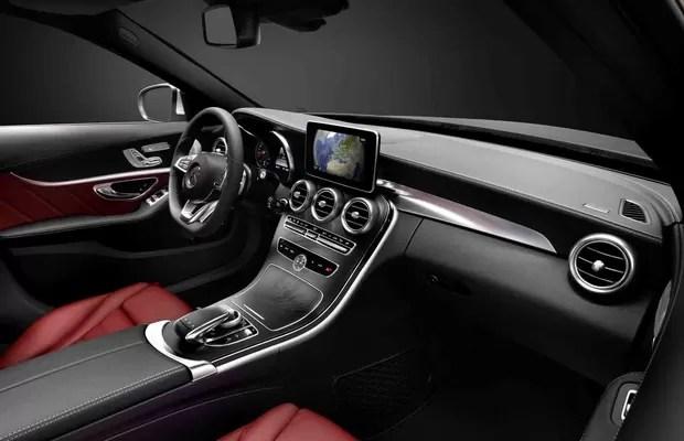 Mercedes-Benz Classe C 2014 (Foto: Divulgação)