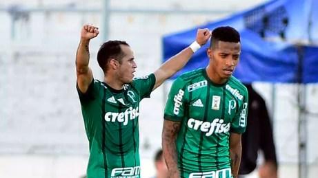 Palmeiras vence a Ponte Preta por 2 a 1