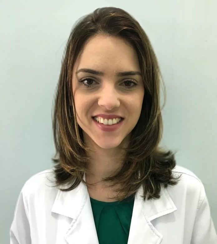 Médica Milena Gottardi Frasson — Foto: Arquivo Pessoal