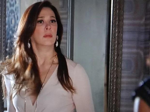 Lívia decreta: Morena voltará ao Brasil (Foto: Salve Jorge/TV Globo)