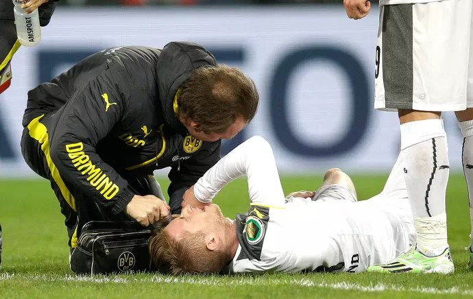Reus, Borussia Dortmund (Foto: Agência AP )