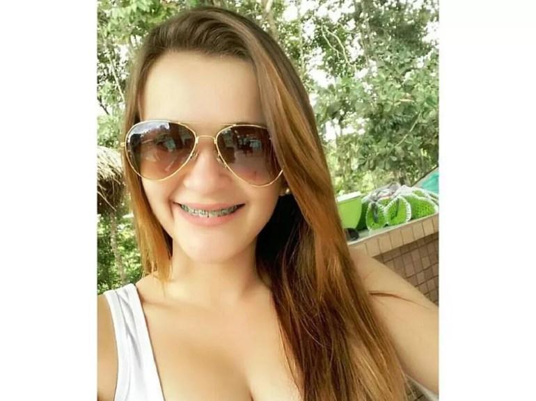 Jéssica Moreira Hernandes, de 17 anos (Foto: Facebook/Reprodução)