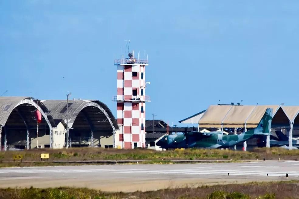 base aerea - Mais de 100 aeronaves e 14 países participam de exercícios de guerra em Natal