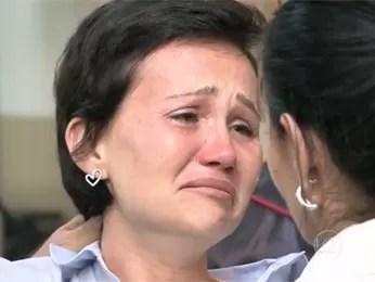 Ex-estudante de direito Érika Passarelli é condenada pela morte do pai (Foto: Reprodução/TV Globo)