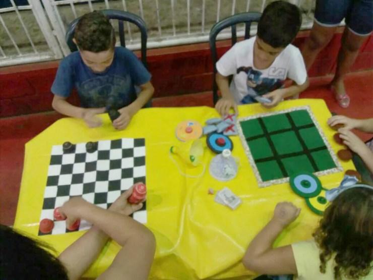 Atividades são realizadas no ginásio na Bela Vista em Bauru  (Foto: Prefeitura de Bauru / Divulgação )
