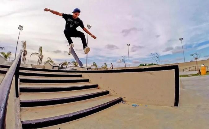 Skate Park do Castelão  — Foto: Reprodução/Internet
