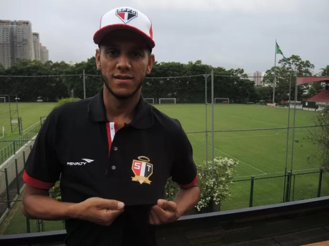 Souza São Paulo (Foto: Fabricio Crepaldi)