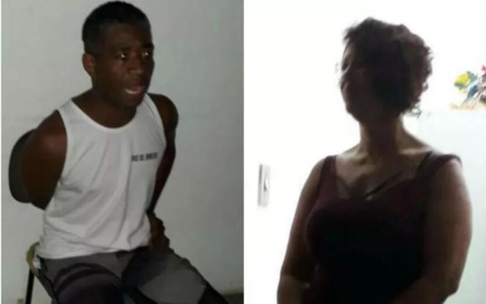 Casal foi preso em flagrante (Foto: Divulgação/PM)