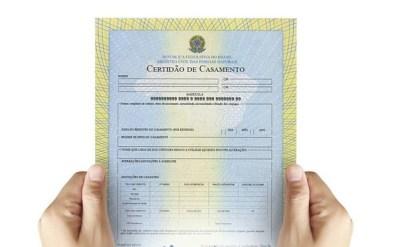 Como tirar Certidão de Casamento pela Internet? Site emite segunda via | Produtividade | TechTudo