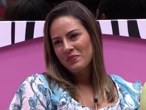 BBB às 23h02m do dia 23/01. (Foto: Big Brother Brasil)