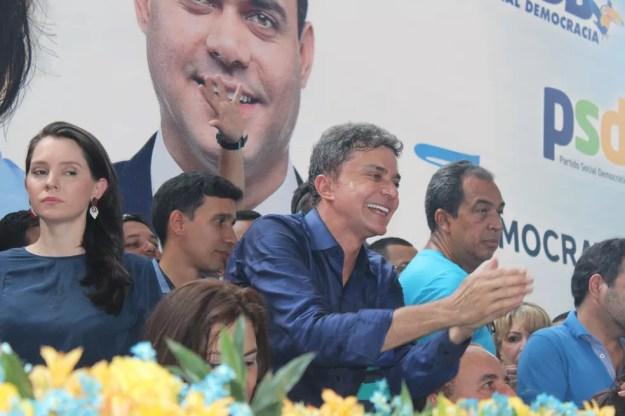 Expedito Júnior concorrerá ao governo de RO pelo PSDB. (Foto: Pedro Bentes/G1)