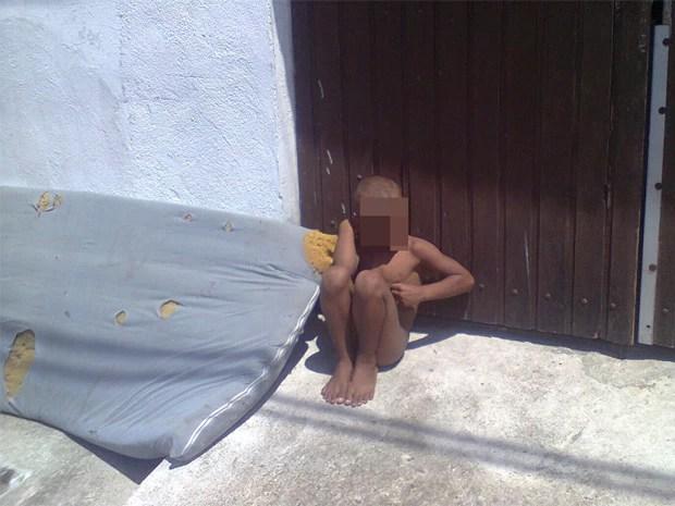 Conselho tutelar foi acionado para verificar a situação da criança em Praia Grande (Foto: VC no G1)