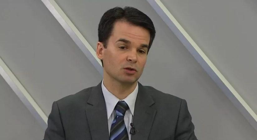 Advogado Raphael Boldt considera grave a declaração do deputado, no ES  — Foto: Reprodução/ TV Gazeta