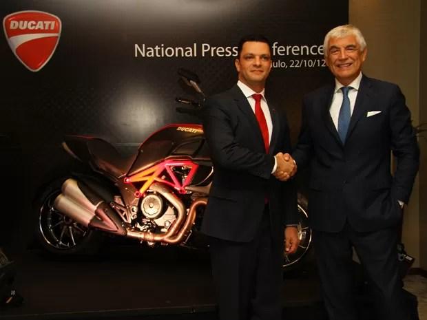 ricardo_susini-gabriele_del - Ducati faz parceria com Dafra para produzir motos no Brasil