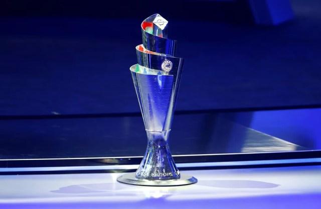 Taça da Liga das Nações da Uefa  (Foto: Pierre Albuoy/ Reuters)