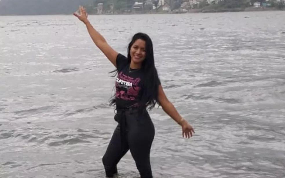 Samantha de Medeiros Marques dos Santos foi encontrada morta em Anápolis, Goiás — Foto: Arquivo pessoal