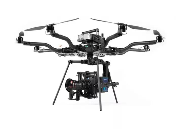 ALTA 8 da FreeFly é um drone ideal para o cinema (Foto: Divulgação/FreeFly)