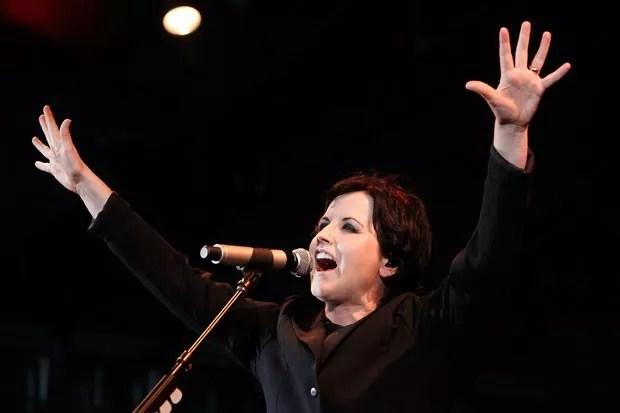 Cantora Dolores ORiordan, de 46 anos, por overdose  (Foto: Getty Images)