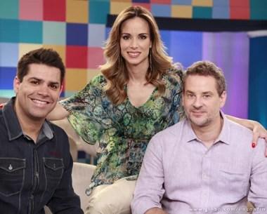 Encontro desta sexta terá Valesca Popozuda (Foto: Ellen Soares / TV Globo)