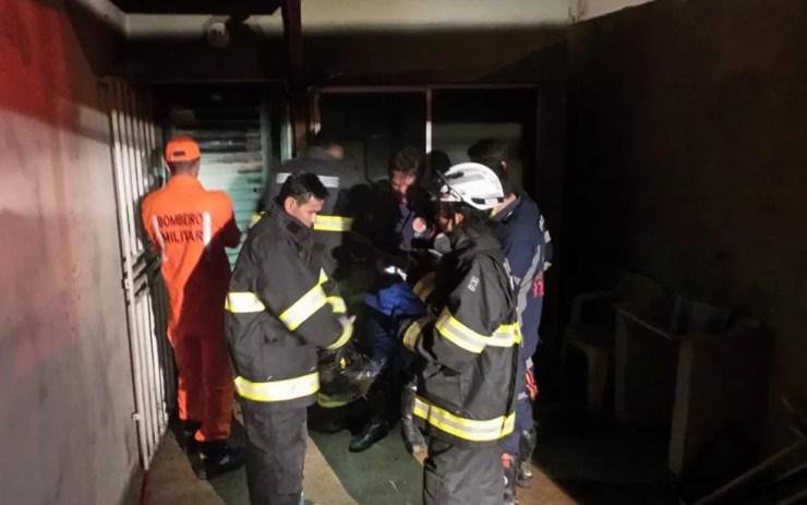 Vítima não resistiu aos ferimentos — Foto: Divulgação/Blog do Sigi Vilares