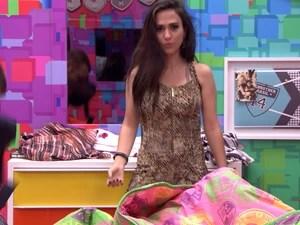 BBB às 10h15m do dia 16/01. (Foto: Big Brother Brasil)