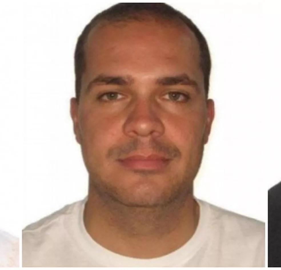 Vitor Lúcio Jacinto  — Foto: Montagem/G1
