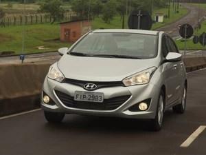 Hyundai HB20S (Foto: Divulgação)