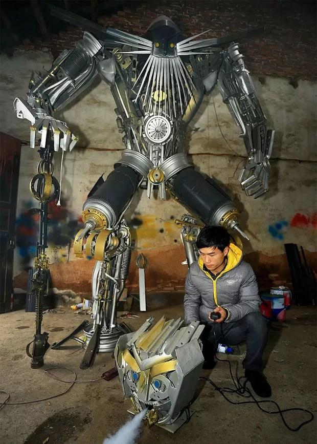 Transformers (Foto: Divulgação)