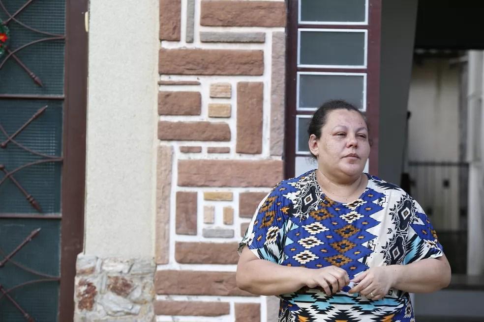 Milena Borges Alves, de 43 anos — Foto: Lauro Alves/Agência RBS